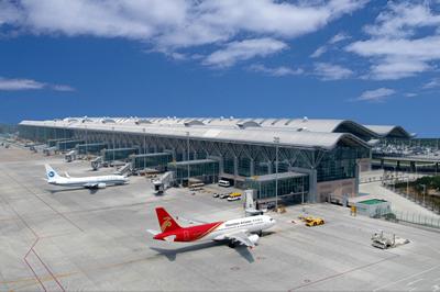新郑机场航站楼