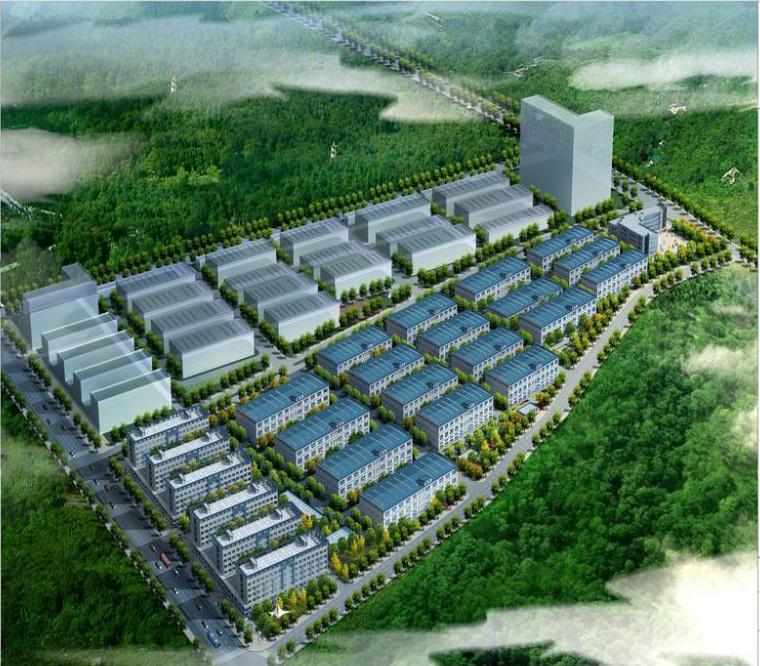 洛宁县产业集聚区